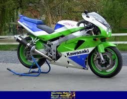moto kawasaki 750 zxr